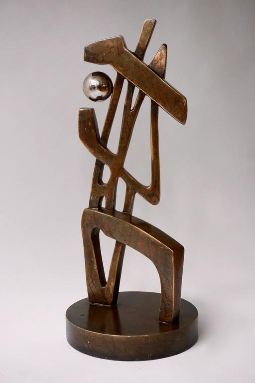 Abstract Sculpture For Sale 1