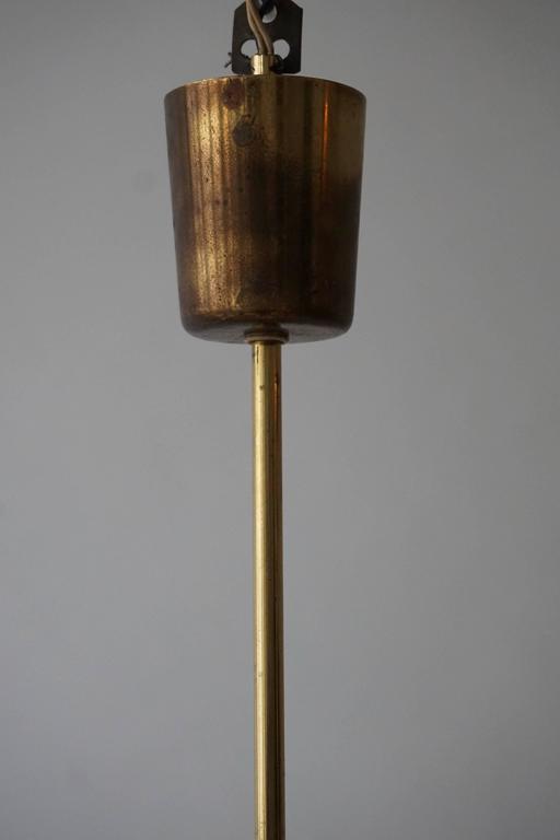 Brass Fabulous Emil Stejnar Snowball Orbit Sputnik Chandelier Vintage Austria Rubert N For Sale