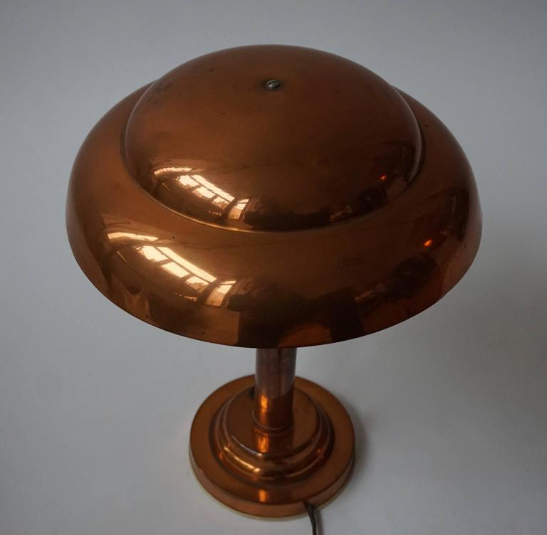 Early 20th Century Art Deco Table Lamp For Sale