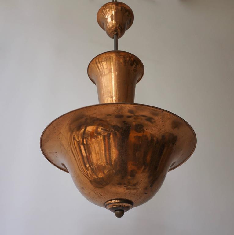 Art Deco Chandelier In Good Condition For Sale In Antwerp, BE