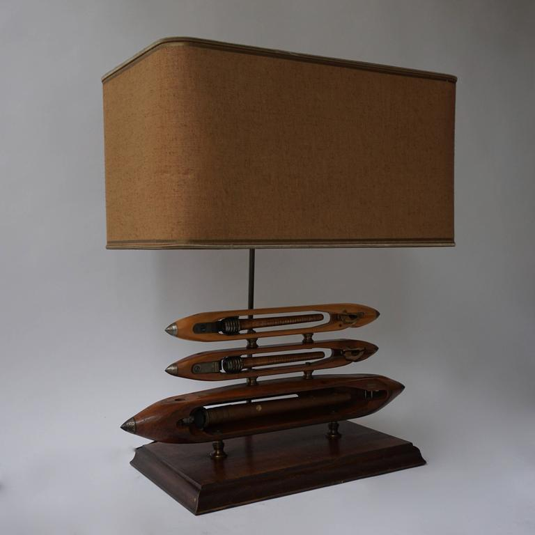 Mid-Century Modern Table Lamp For Sale