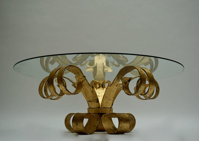 Spanish coffee table.