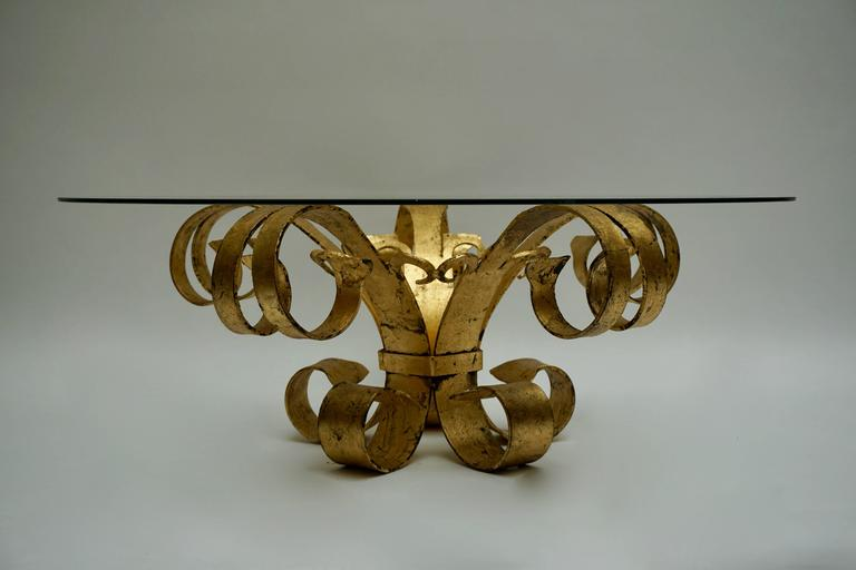 Spanish Coffee Table In Excellent Condition For Sale In Antwerp, BE