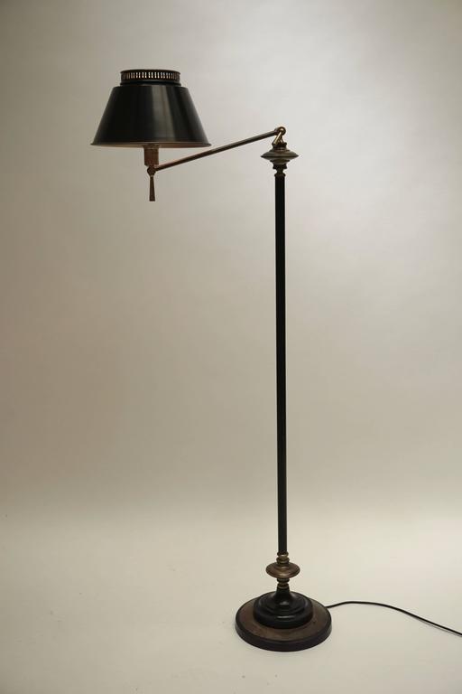 Mid-Century Modern Floor Lamp For Sale