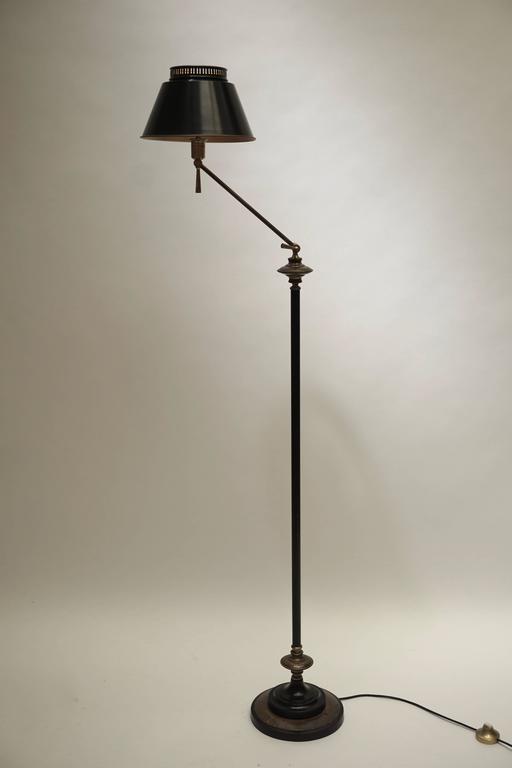 Belgian Floor Lamp For Sale