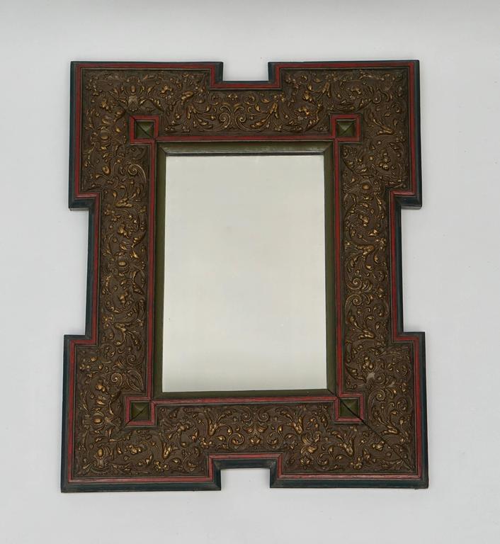 Italian  Mirror For Sale