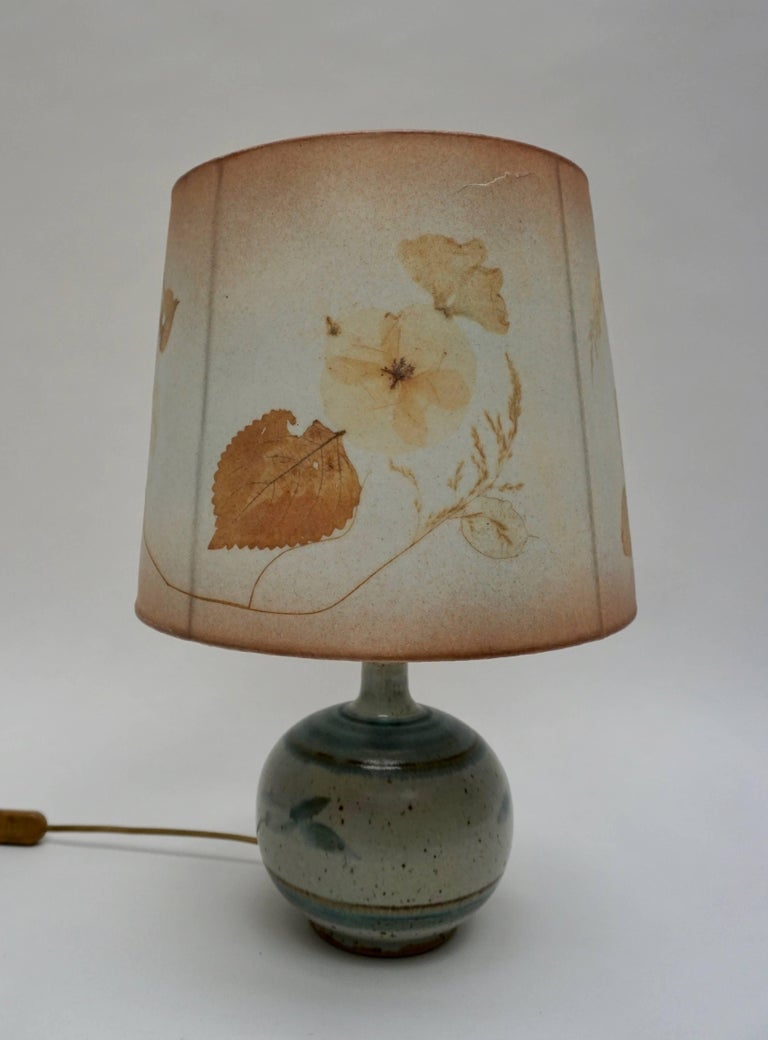 Ceramic Table Lamp In Good Condition For Sale In Antwerp, BE
