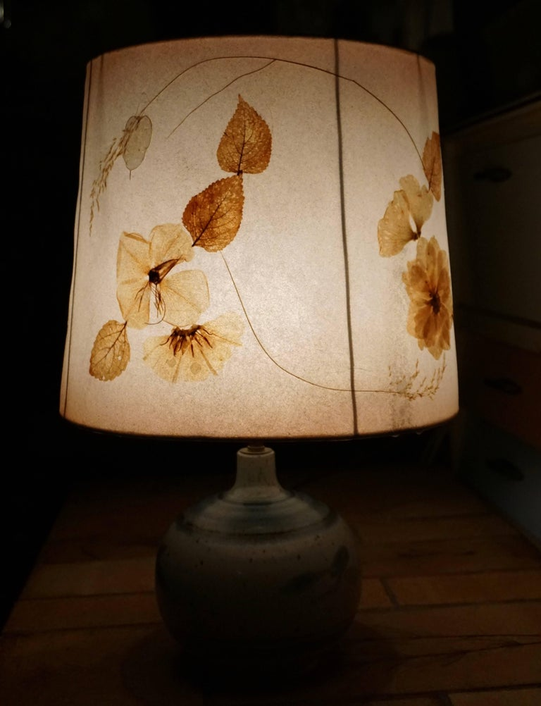 20th Century Ceramic Table Lamp For Sale