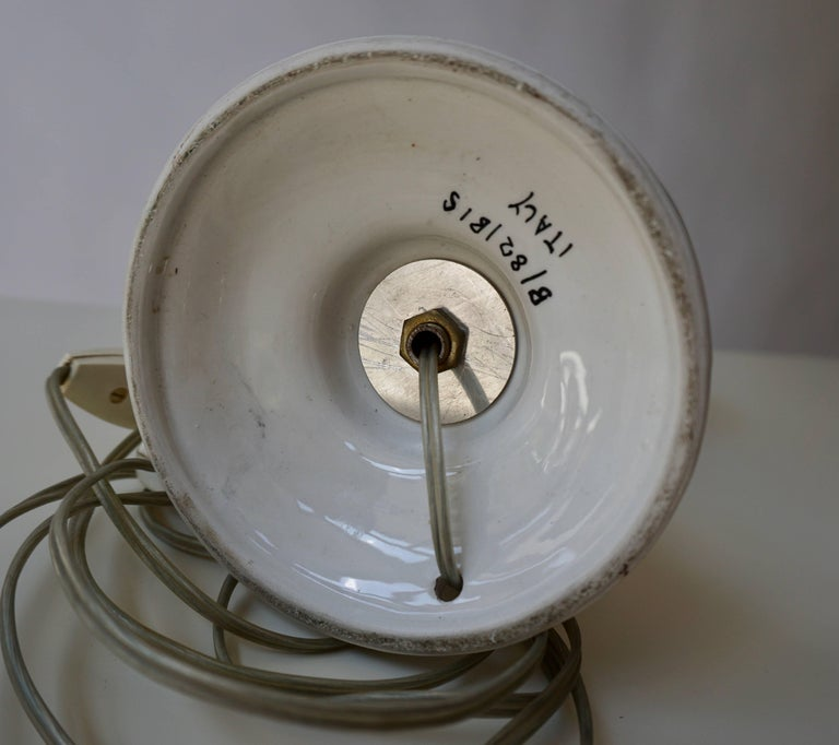 Italian Table Lamp For Sale 6
