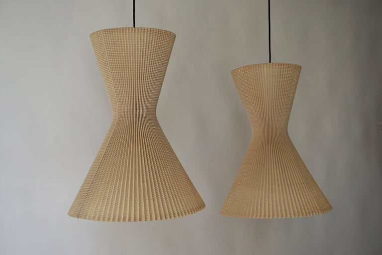 Two Pendant Lights In Good Condition For Sale In Antwerp, BE