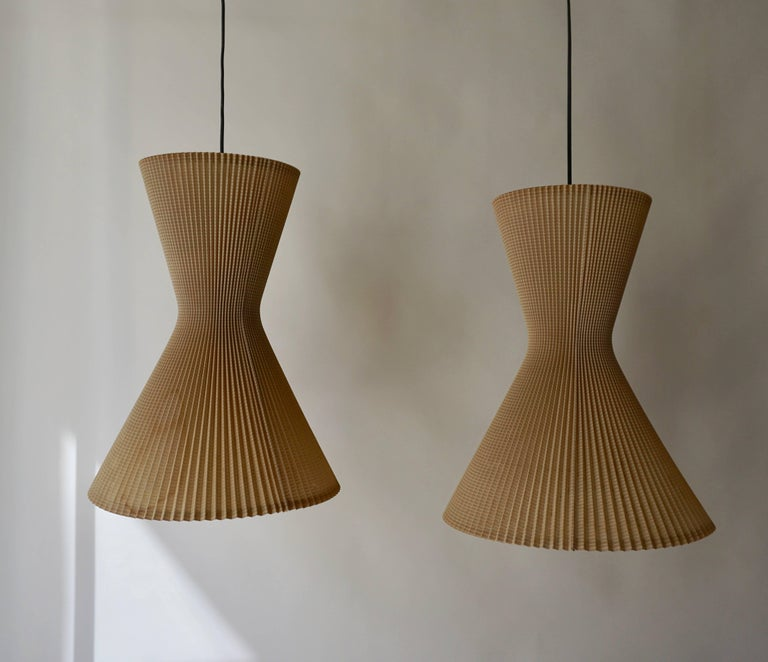 Two Pendant Lights For Sale 4