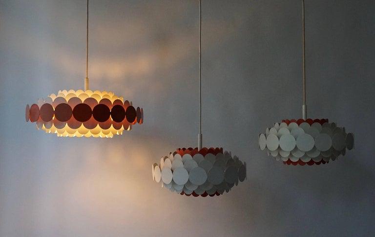 Doria Pendant Light For Sale 7