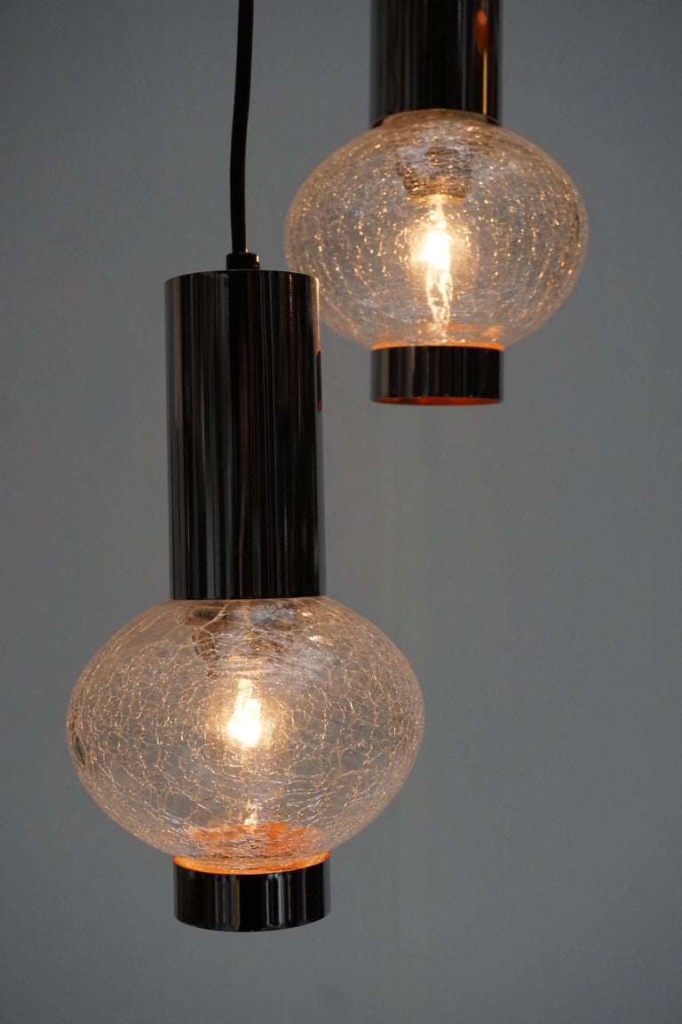 Murano Glass Pendant Light In Good Condition For Sale In Antwerp, BE