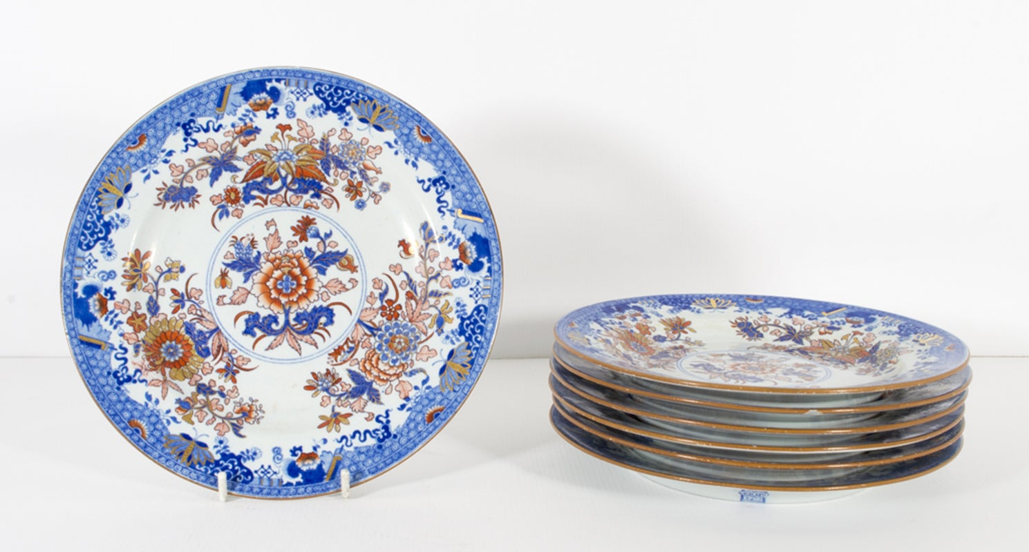 sc 1 st  1stDibs : victorian style dinnerware - pezcame.com