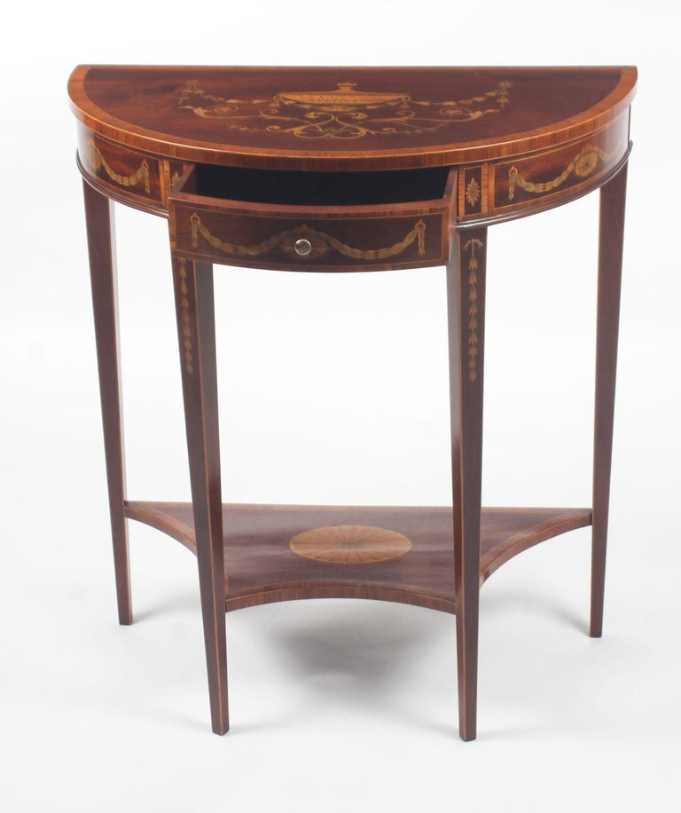 Early 20th Century Antique Console Tables 19th Century For Sale