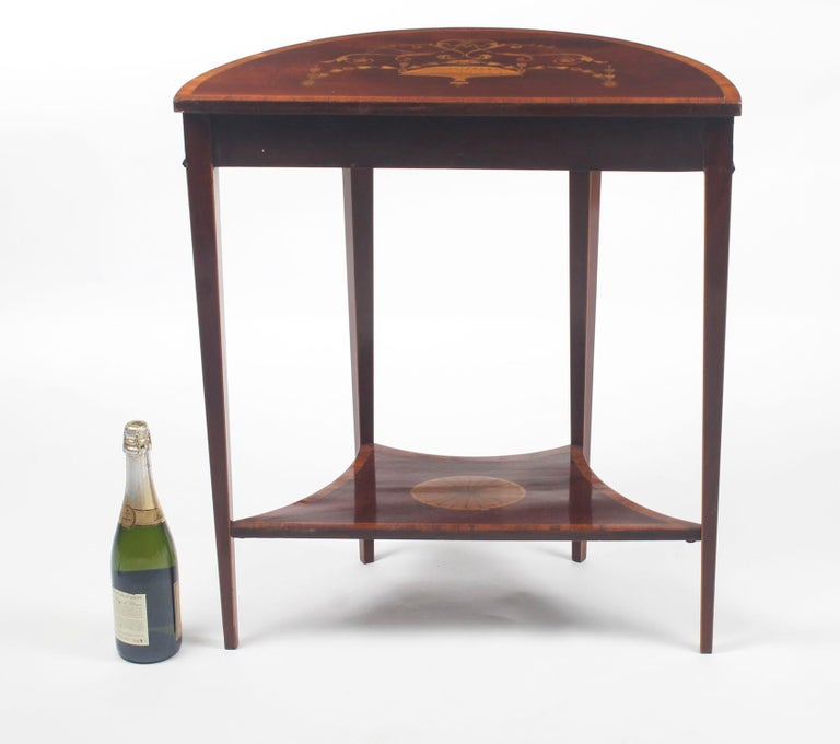 Antique Console Tables 19th Century For Sale 3