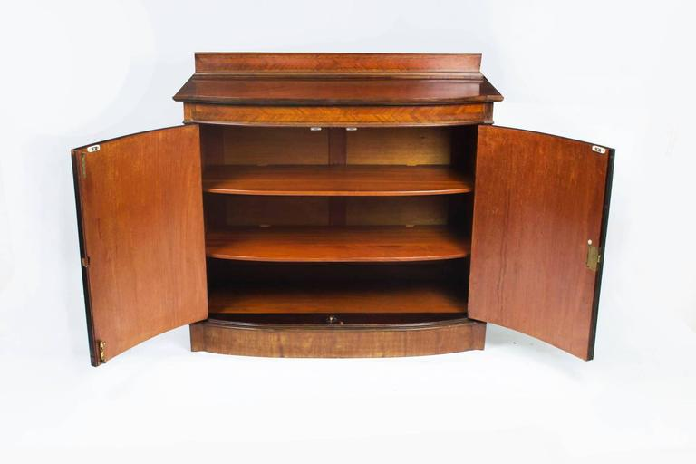 antique edwardian mahogany chiffonier sideboard circa 1900 for sale at 1stdibs