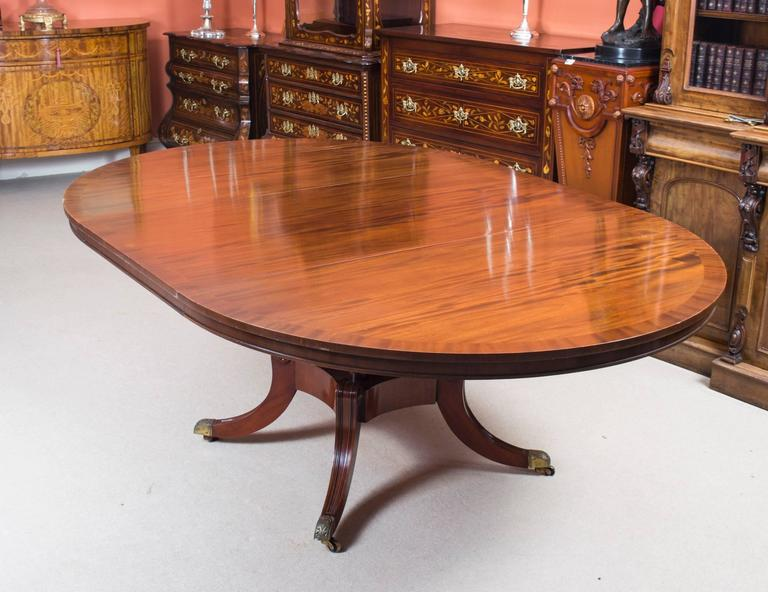 vintage dining table and eight chairsarthur brett and sons at