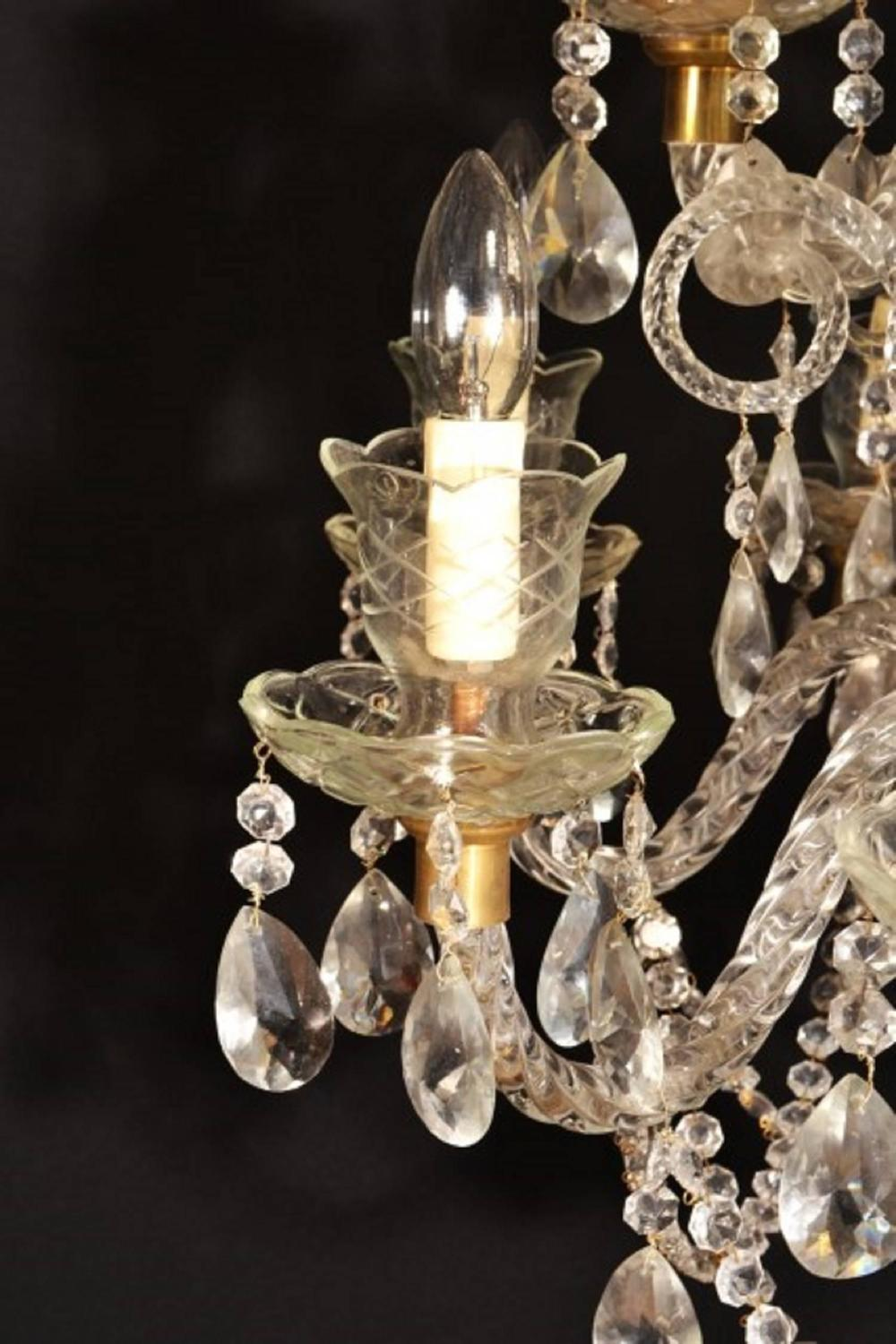 vintage chandelier for sale vintage venetian two tier twelve light chandelier 6785