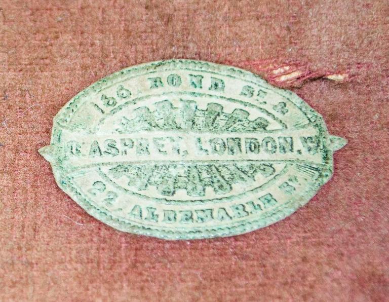 19th Century Victorian Ormolu Book Slide Asprey For Sale 4