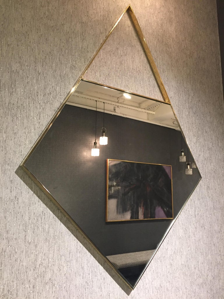 American Cosmopolitan Mirror For Sale