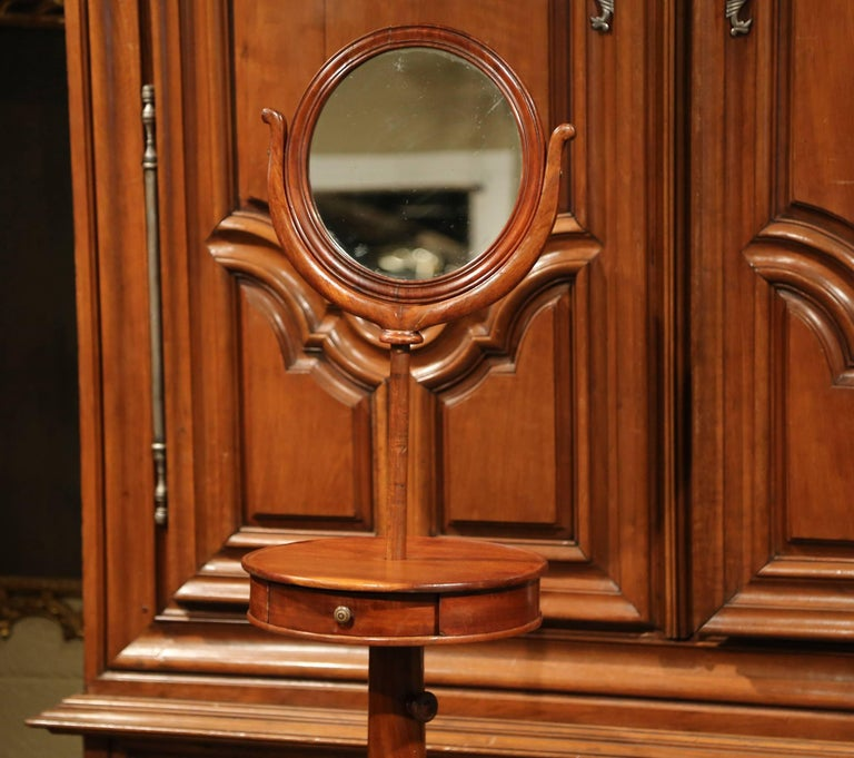 Accessorize your master bathroom with this unusual antique