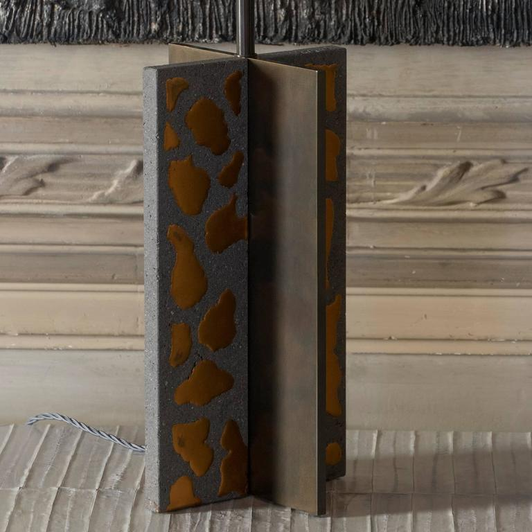 Flair Edition Quot Basaltina Quot Table Lamp For Sale At 1stdibs