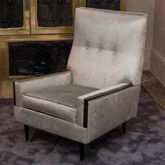 Dunbar Style Armchairs 1950s