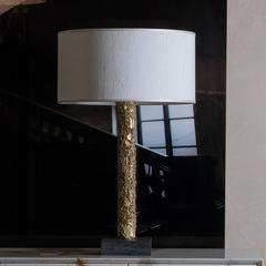 Flair Edition Brutalist Table Lamp