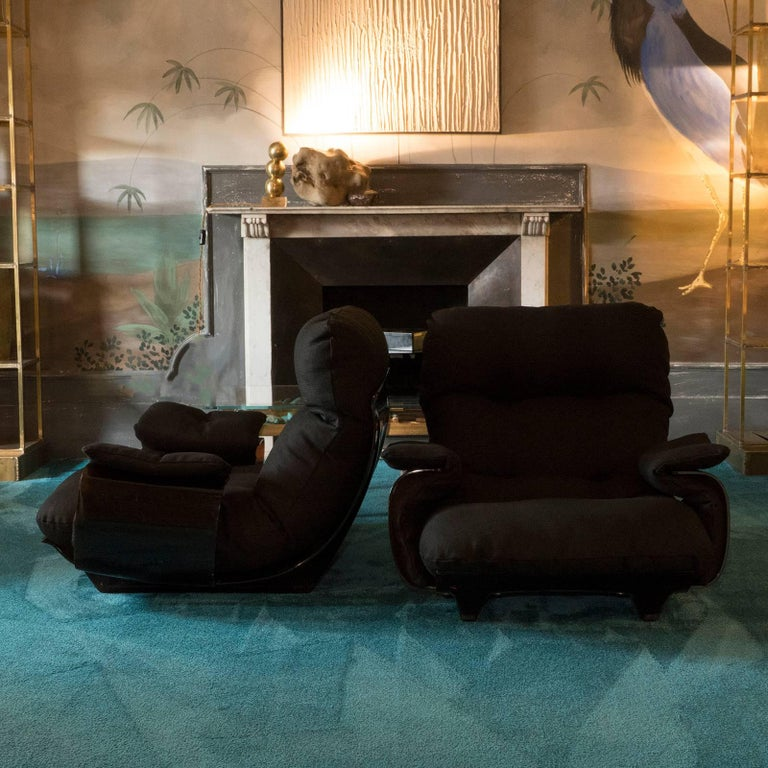 Marsala Lounge Chairs by Ligne Roset, France, 1970 For Sale 3