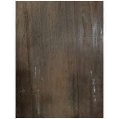 French Antique Solid Wood Oak Flooring, 17th-18th Century, France