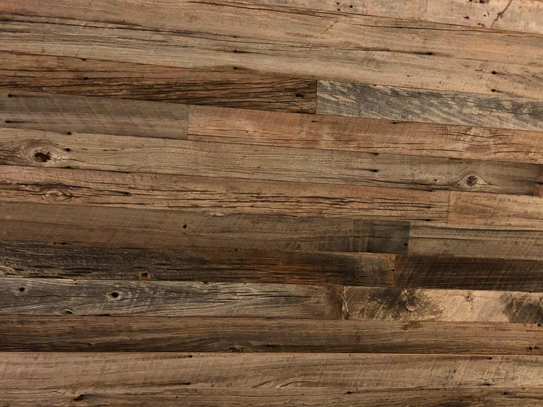 Louis XIII Reclaimed Antique Solid Wood Oak Flooring 18th-19th Century, France For Sale