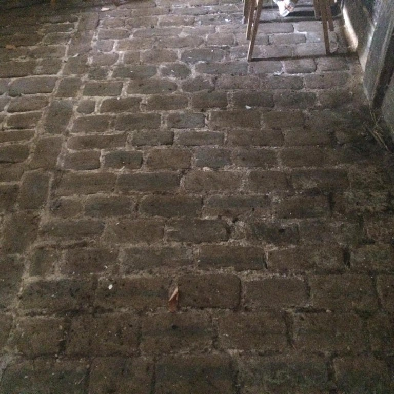 Louis XIV Authentic French Antique Cobble Stone from France, 17th Century For Sale