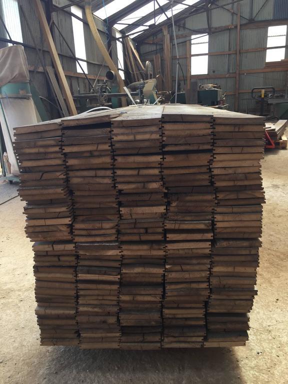 Original French Antique Wood Oak Flooring, 17th-19th Century For Sale 2
