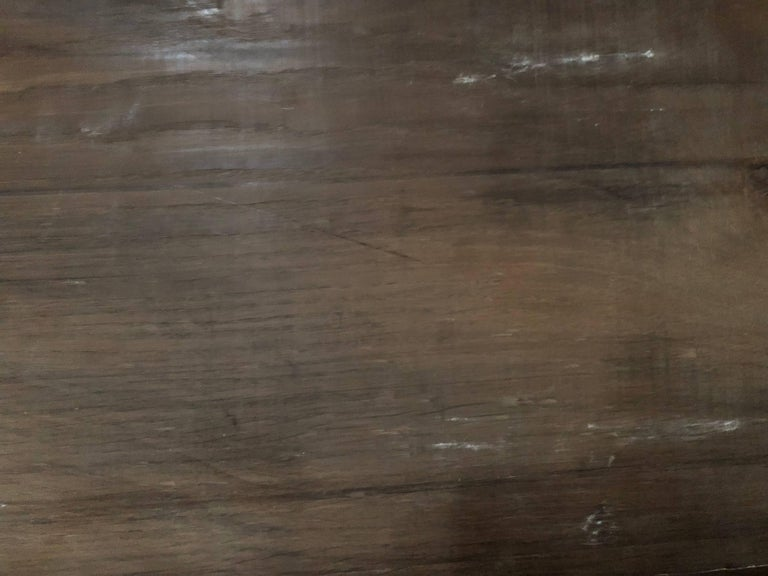 Original, French antique flooring solid wood oak, 17th-18th century from France. Each plank has been handling and prepared eight times at least, to make it perfect for installation. Available right now from our Los Angeles warehouse, excellent