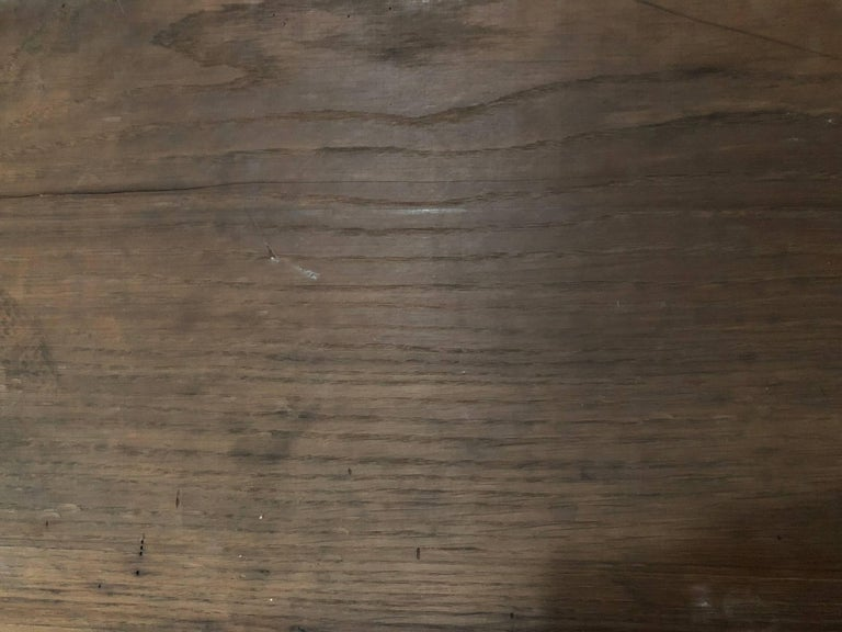 French Antique Flooring Solid Wood Oak, 17th-18th Century, France For Sale 2