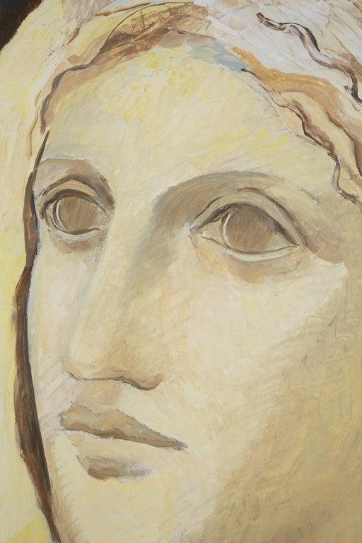 Woman Portrait, 1930s, by Maria Lagorio 4