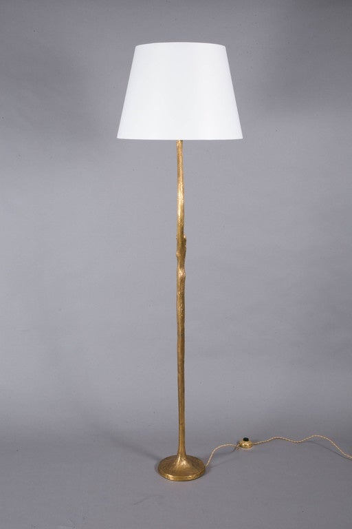 Floor Lamp As A Stylized Woman Circa 1956 By Felix