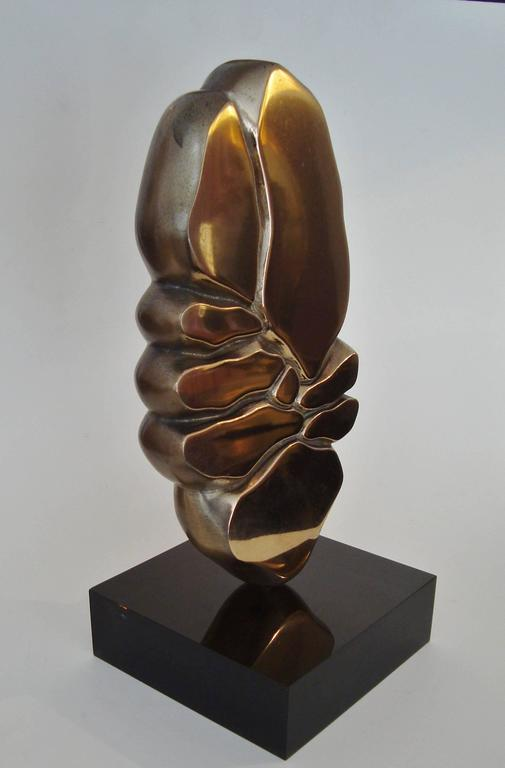 Gilt Bronze Sculpture by Minoru Kano (1930-2007) 3