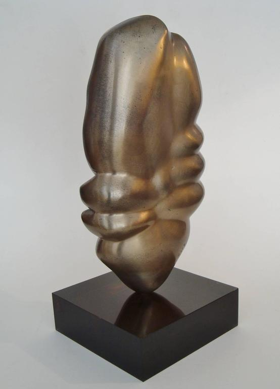 Gilt Bronze Sculpture by Minoru Kano (1930-2007) 4