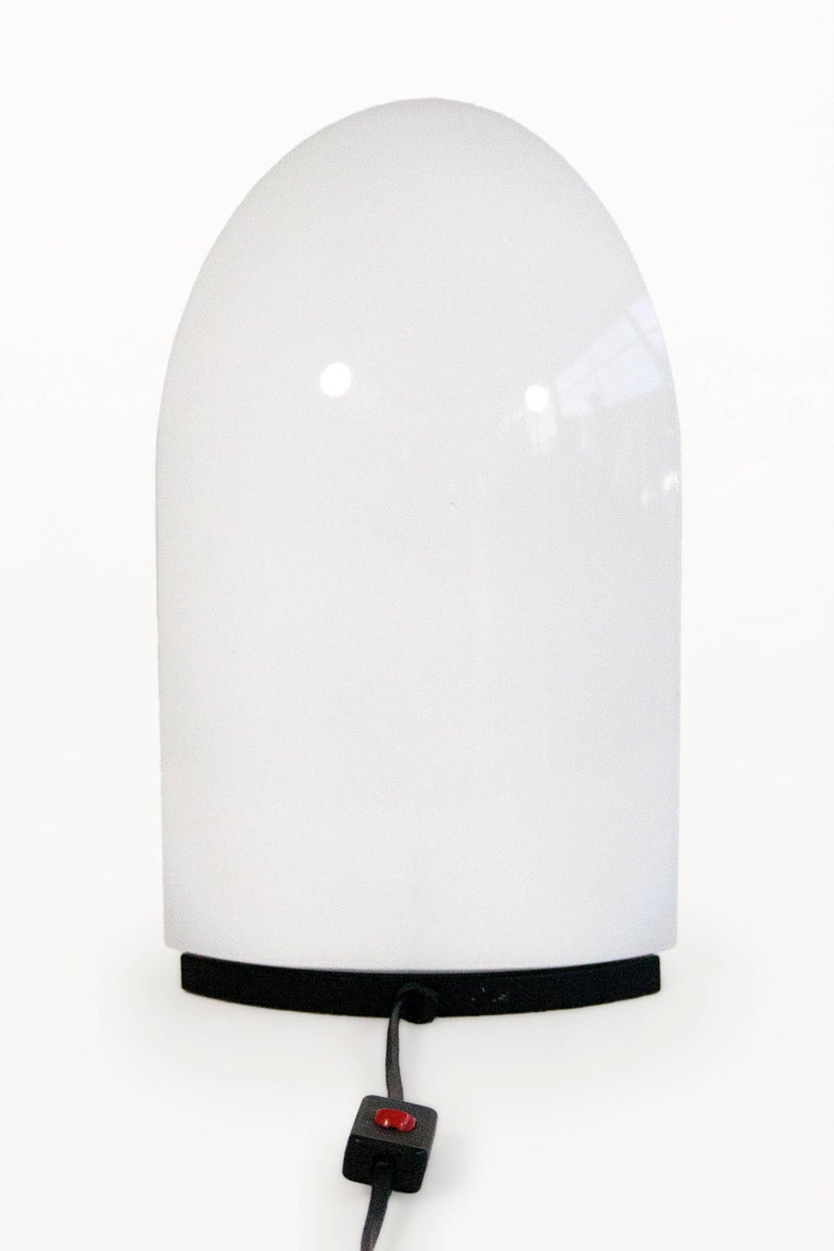 "Pair of Table Lamps ""Tiki"" by Kazuhide Takahama for Leucos, circa 1980, Italy 4"
