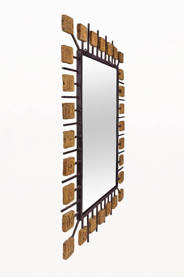 Mirror attributed to Clizia.