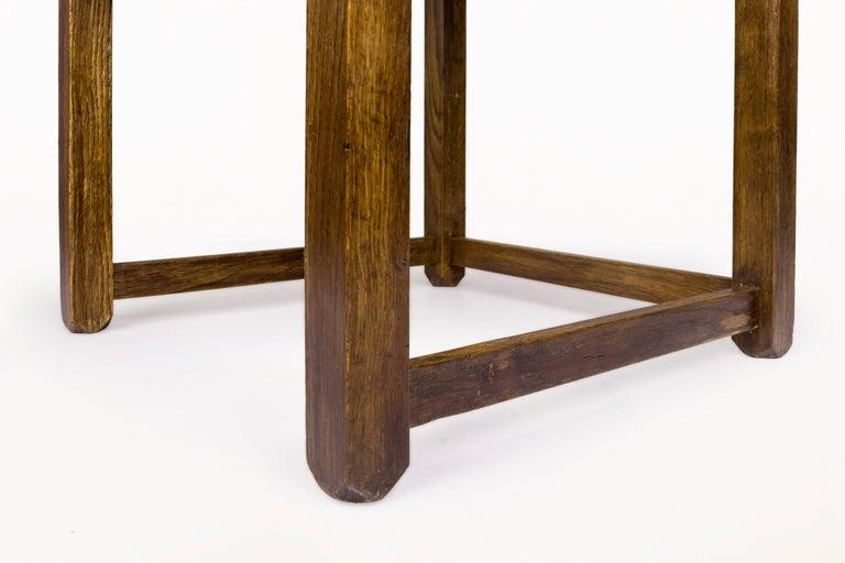 Set of Eight Jordi Vilanova Dining Chairs, circa 1950, Spain For Sale 1
