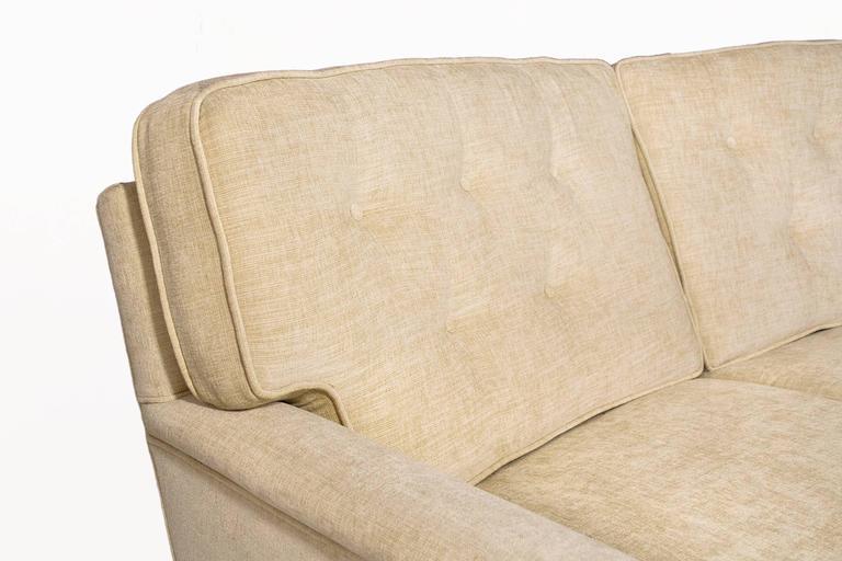 Jean-Michel Frank Two-Seat Sofa, circa 1930, France 5