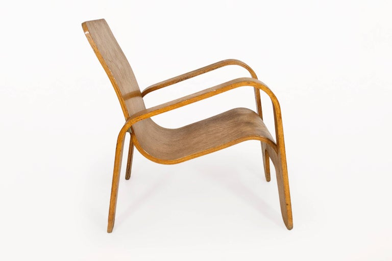Lounge chair by Han Pieck for Lawo Ommen