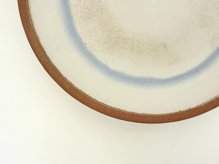 Mid-Century Modern Nanni Valentini Large Ceramic Wall Plate for Ceramica Arcore, Italy 1960s For Sale
