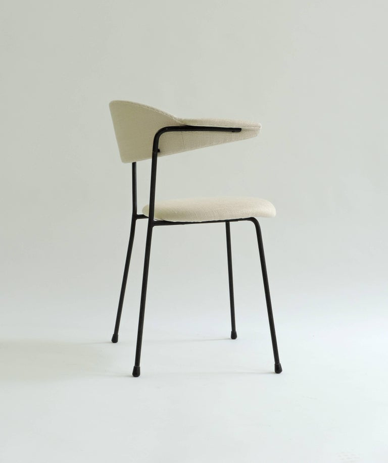 Mid-Century Modern Vittorio Chiaia and Massimo Napolitano Chair for Arflex, Italy 1950s For Sale