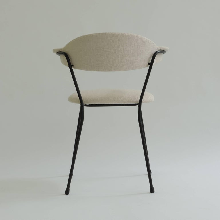 Lacquered Vittorio Chiaia and Massimo Napolitano Chair for Arflex, Italy 1950s For Sale
