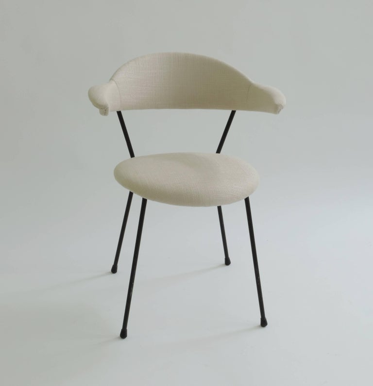 Vittorio Chiaia and Massimo Napolitano Chair for Arflex, Italy 1950s In Good Condition For Sale In Milan, IT