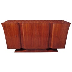 Art Deco Italienisches Sideboard aus Kirschbaumholz, 1930